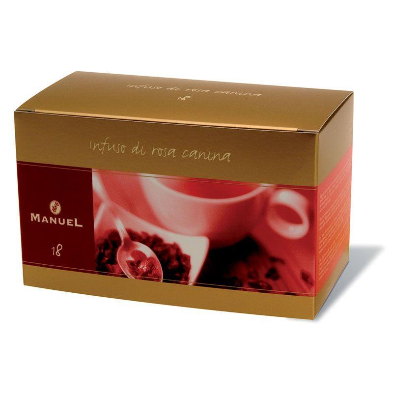 18 Vadrózsa-csipkebogyó gyümölcstea (20 filter/doboz)