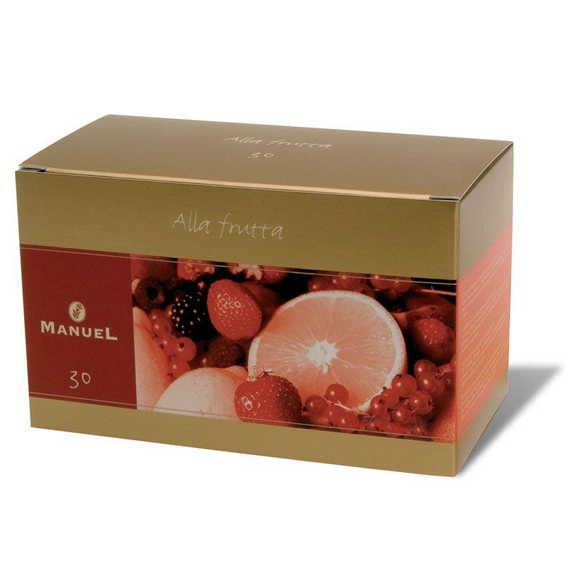 30 Piros gyümölcsös tea (20 filter/doboz)