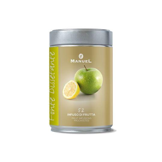 Frissítő forrás - Alma-citrom főzet (200 gr)