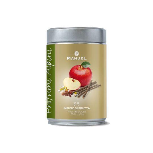 Alpok illata - Almás-mazsolás főzet (200 gr)
