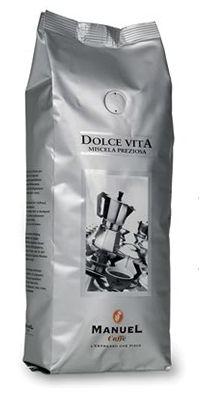 Manuel Caffe Dolce Vita 90% arabica 500 gr -os szemes kávé
