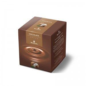 Manuel Caffe kókuszos forró csokoládé (20 tasak/doboz)