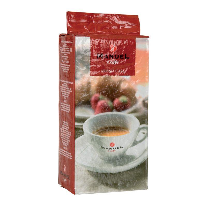 Manuel Caffe Aroma Casa - 60% arabica 250 gr őrölt kávé