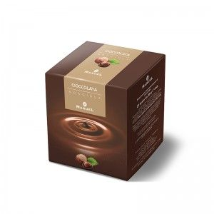 Manuel Caffe mogyorós forró csokoládé (20 tasak/doboz)