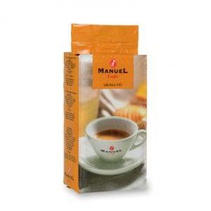 Manuel Caffe Aroma Piú - 40% arabica 250 gr őrölt kávé