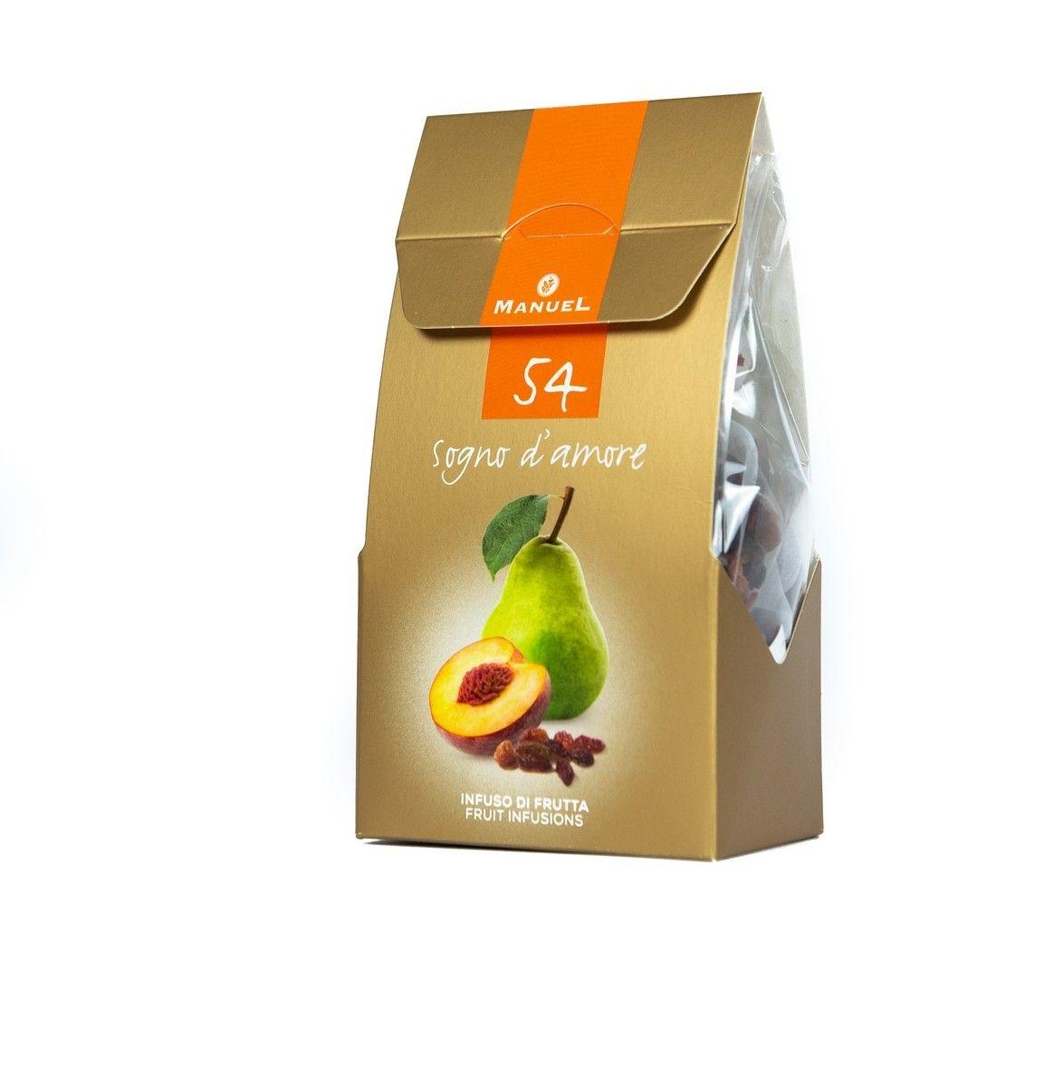 Szálas tea piramisfilterben -