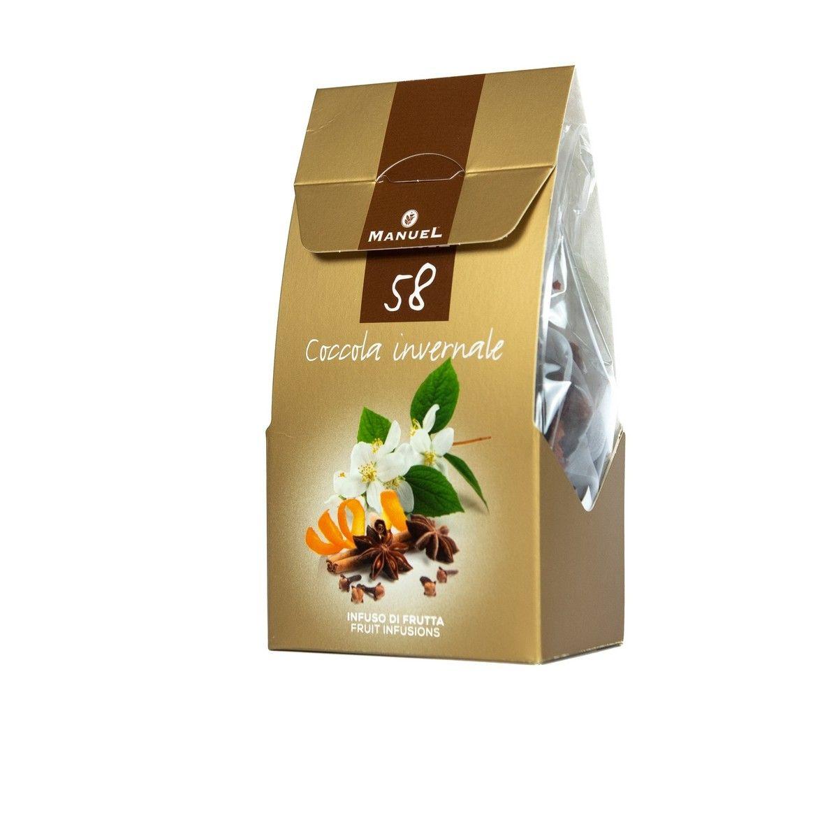 Szálas tea piramisfilterben - Fahéj-jázmin